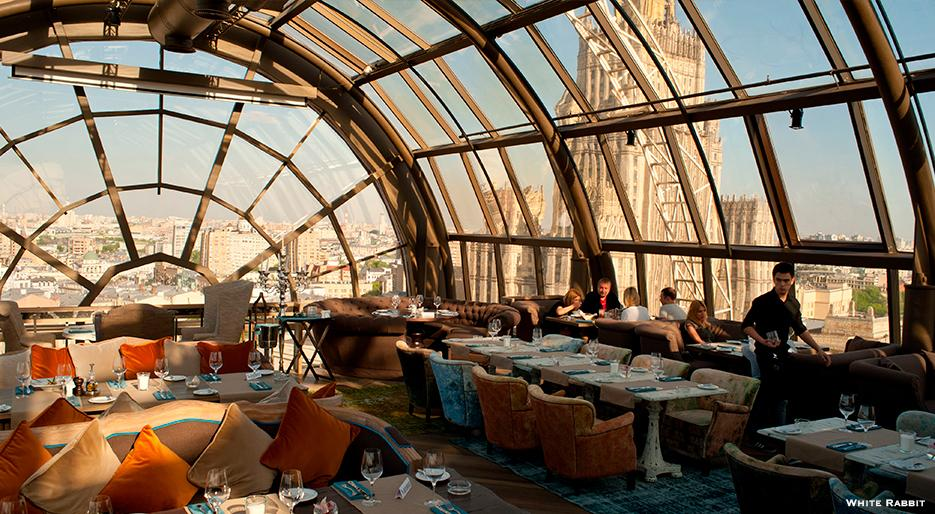 Where To Eat In Moscow Best Exclusive Restaurants In Moskow