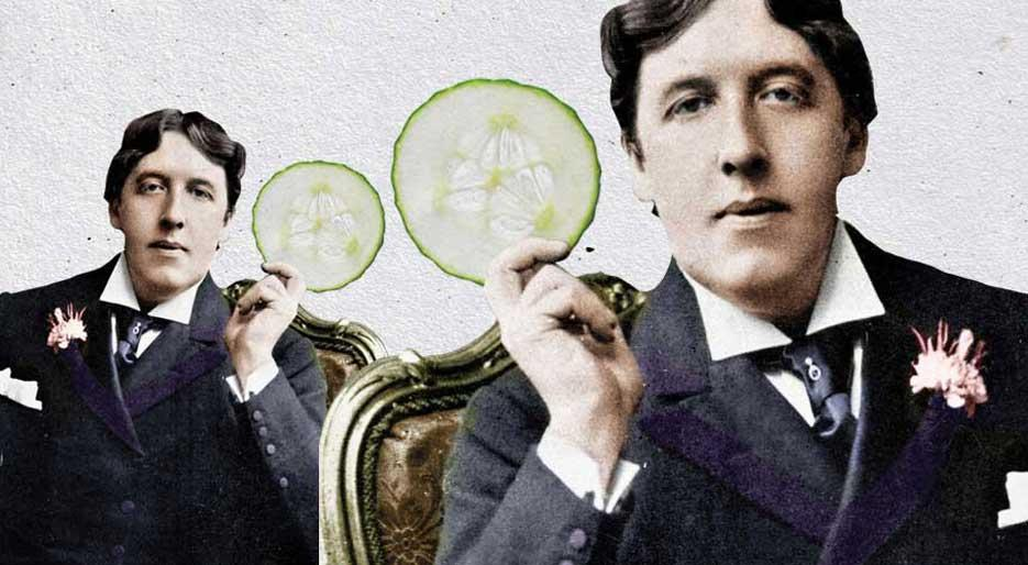 Best Food Quotes by Oscar Wilde | finedininglovers.com