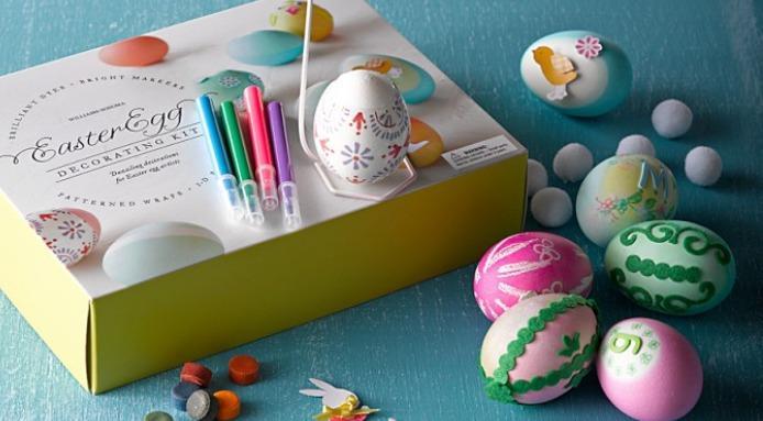 Deluxe Easter Egg Decorating Kit
