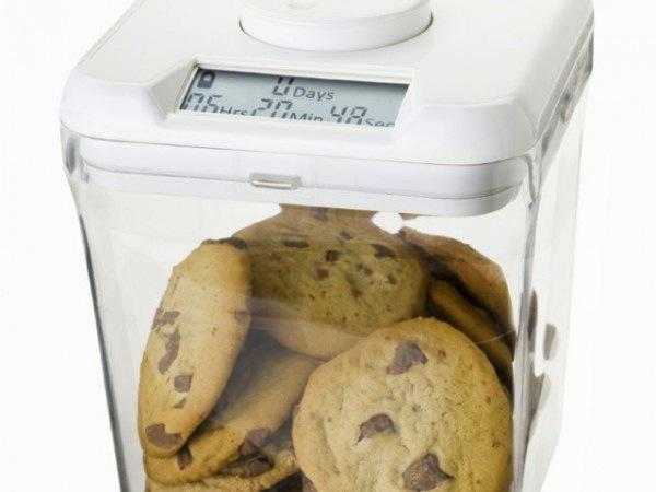 Cookie Jar Timer And Lock