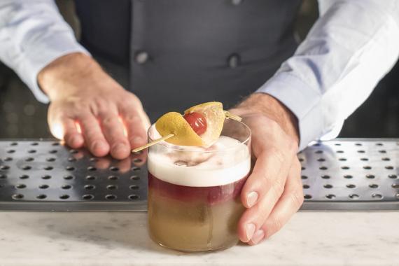 New York Sour Cocktail The Original Recipe