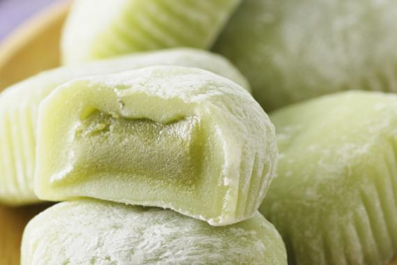 green tea mochi recipe
